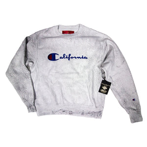 Champion x Flaucy CRACK CITY Crew CALIFORNIA