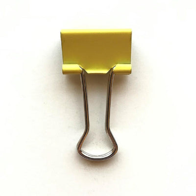 Assorted Binder Clips (Small) - The Teacher Trove