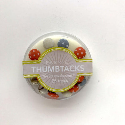 Fabric Thumbtacks - The Teacher Trove
