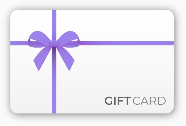 Gift card - The Teacher Trove