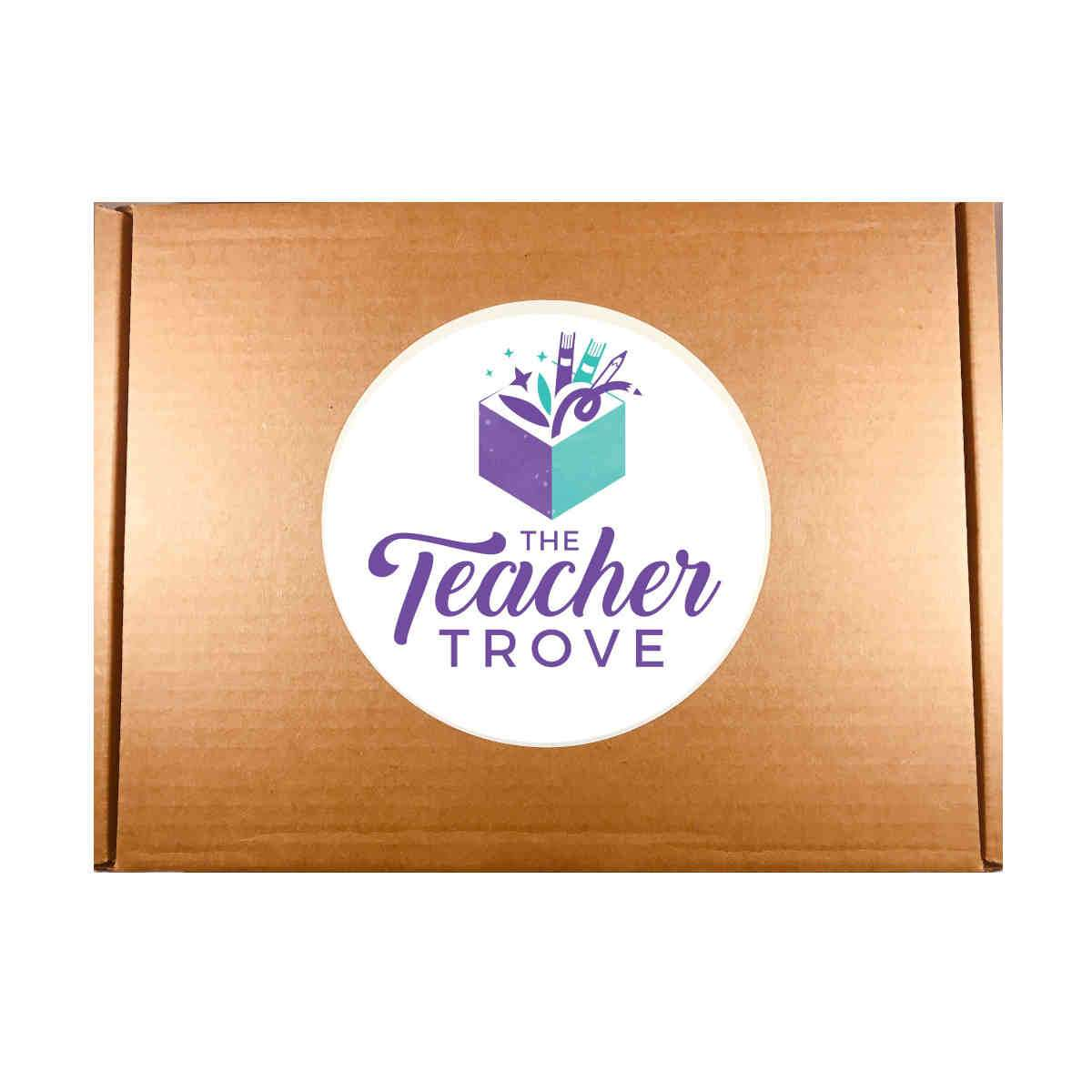 The Teacher Trove Monthly Subscription Box - The Teacher Trove