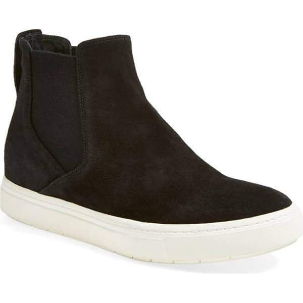 Sandalsvibe Casual High Top Suede Sneakers