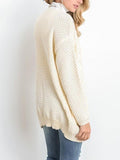Sandalsvibe Knit Sweater Cardigan Coat