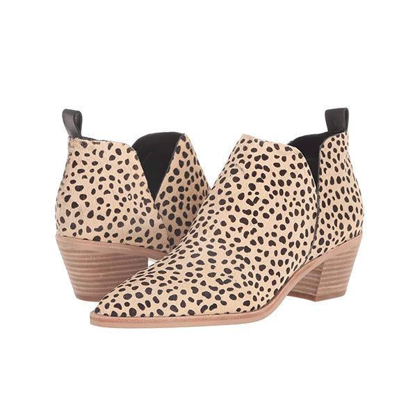 Sandalsvibe Sonni Leopard Boots
