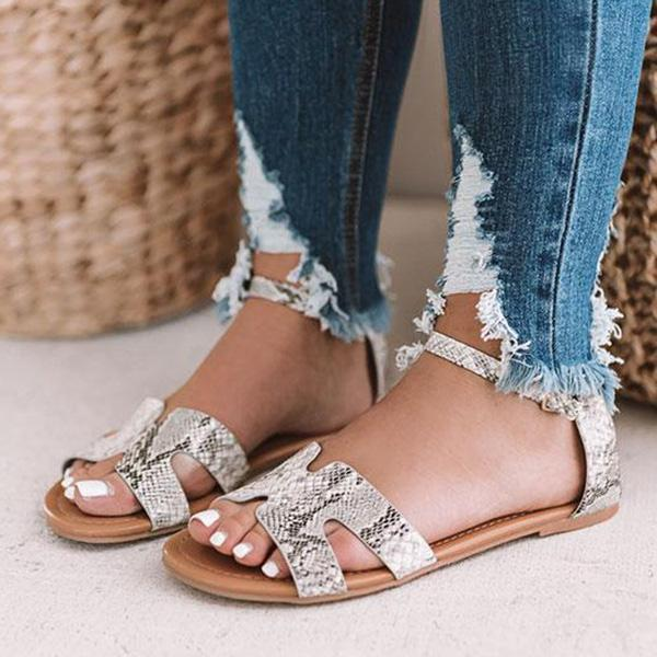 Sandalsvibe Stylish Daily Low Heel Sandals