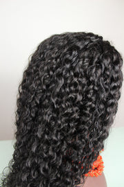 100% Virgin Hair Wet Curls Full Lace Wig - MyHairGold