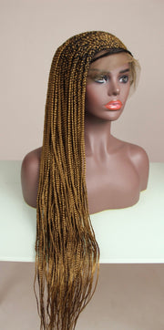 Lemonade Braids - Braided Wig