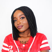 Bob Braided Wig Color #33 - MyHairGold