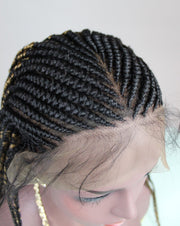 Bo Derek Didn't Start This Cornrow Braided Wig