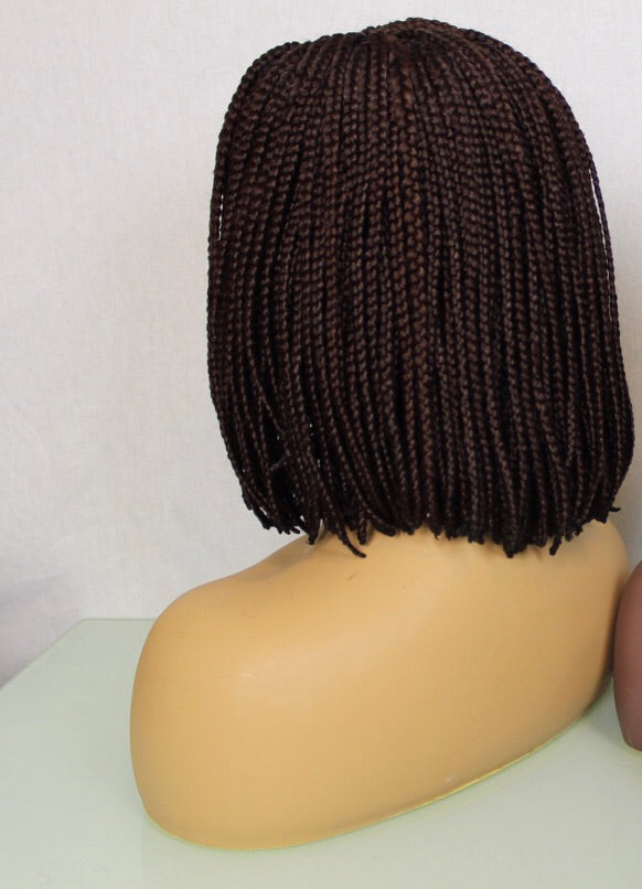 Bob Braided Wig - Only $90