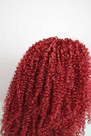 Big & Bold Curly Red Synthetic Wig - MyHairGold