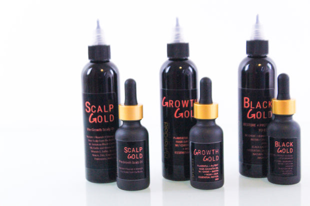 Black Gold - MyHairGold