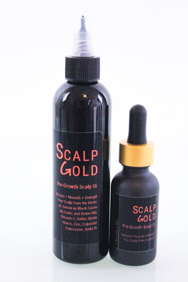 Scalp Gold - MyHairGold