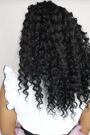 Luscious Deep Curls Keratin Synthetic Wig - MyHairGold