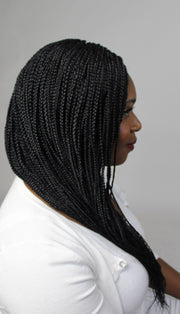 Ghana Braids w/ Lace Closure
