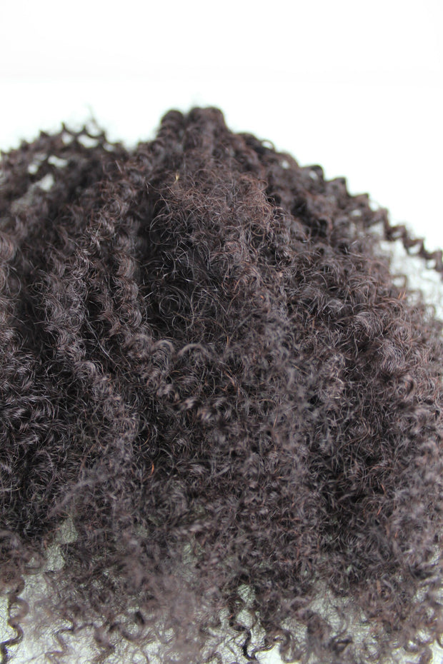 Type 4a/4b kinky Curly ponytail attachment - MyHairGold