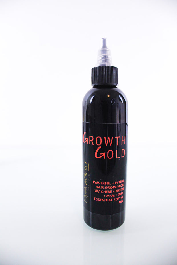 Liquid Gold - Superior Hair Oil - MyHairGold