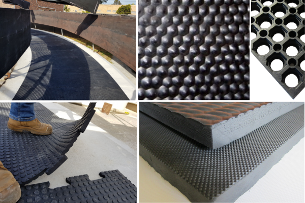 Rubber Matting for horses from Amacron