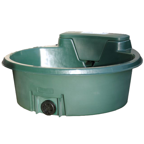 600 Litre Round Trough