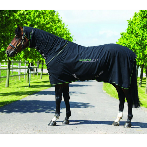 Sportz-Vibe Massage Horse Rug Medium