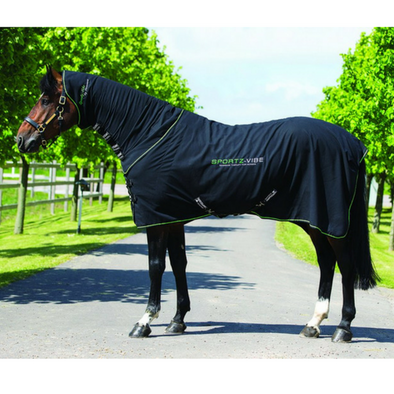Sportz-Vibe Massage Horse Rug Small