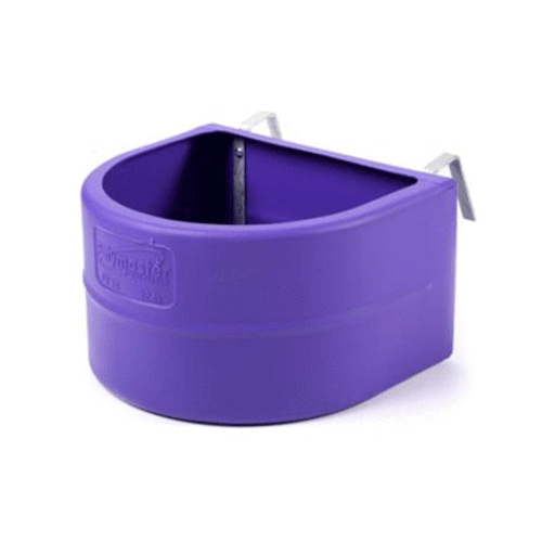 Fence Feeder - Purple 32 litre