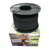 EQUIROPE PET Electric Rope 6mm x 200M BLACK