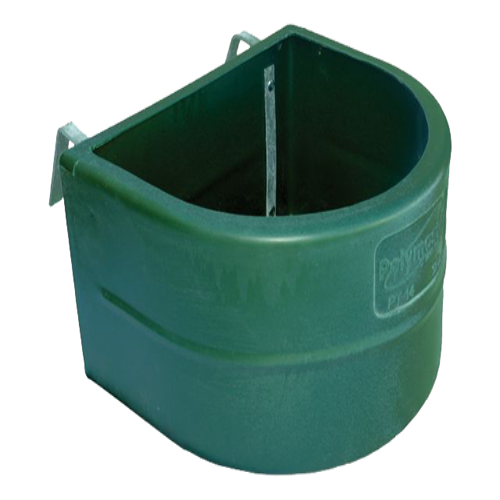 Fence Feeder with flat brackets - 32 litre