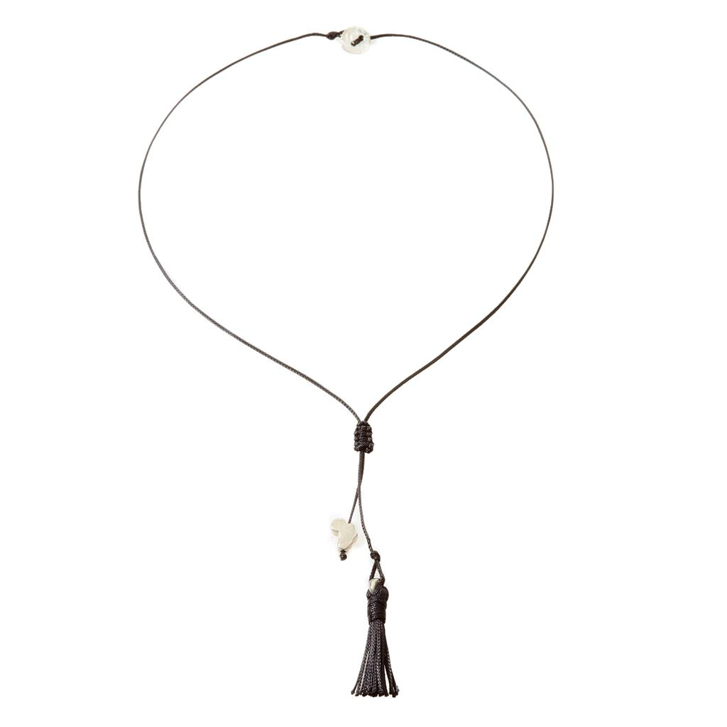 FLIRTY Versatile Tassel design Africa - Black - No Memo