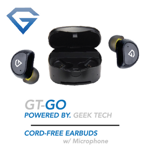 GT-Go Cordless Earbuds