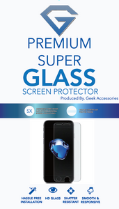 Super Glass Tempered Glass Screen Protector (Best Sellers)