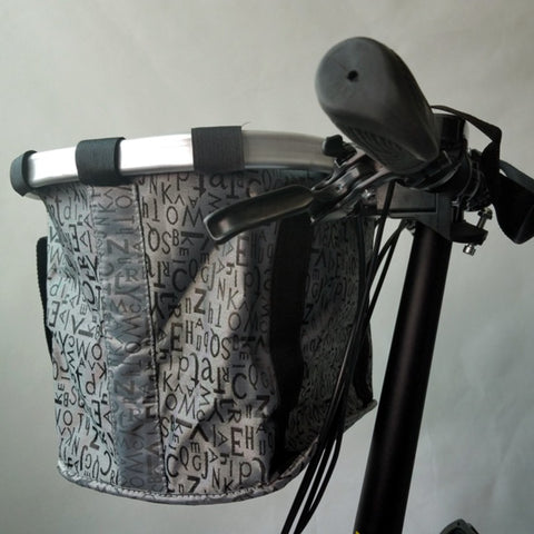 The basket carrier bag - ScooterGadgets