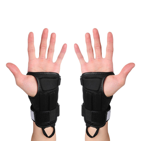 Wrist Guard Protectors for Electric Scooter on hands
