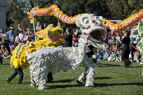 Chinese New Year Celebration at the Huntington