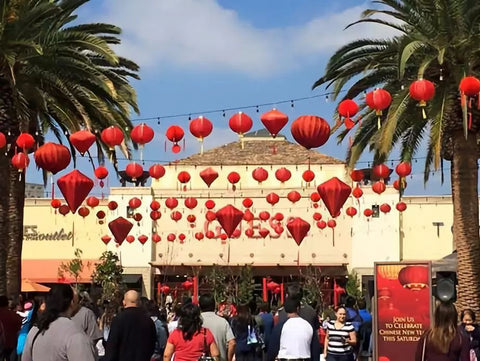 Chinese New Year Celebration at Citadel Outlets