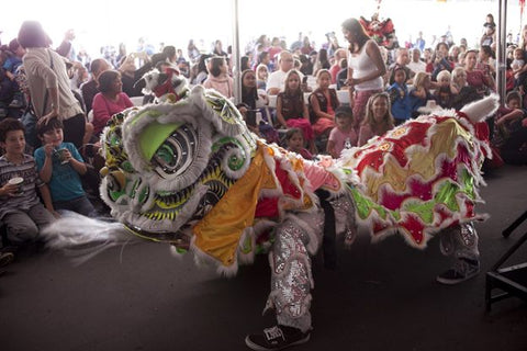 Lunar New Year Festival at Pacific Asia Museum