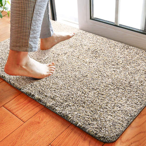 Houseday Magic Doormat Absorbs Mud Doormat