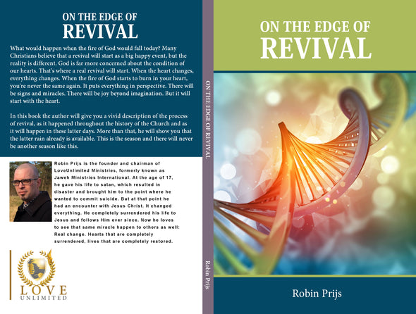 On the edge of revival - Robin Prijs (Paperback)