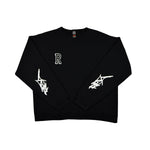 Crew [Black] Sweater