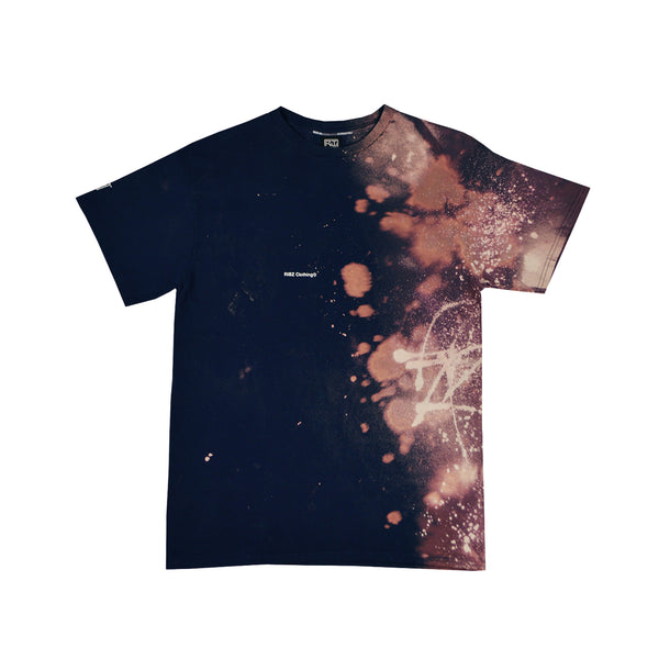 Bleach [Navy] Tee