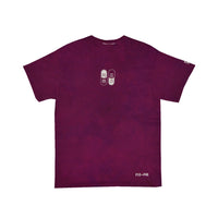 Scroll [Maroon] Tee
