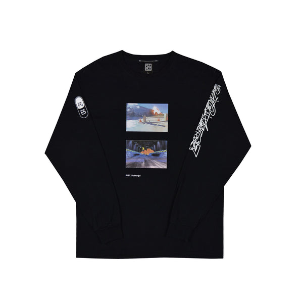 Explosion Long Sleeve