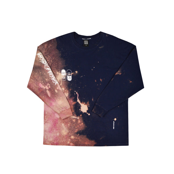 Bleach [Navy] Long Sleeve