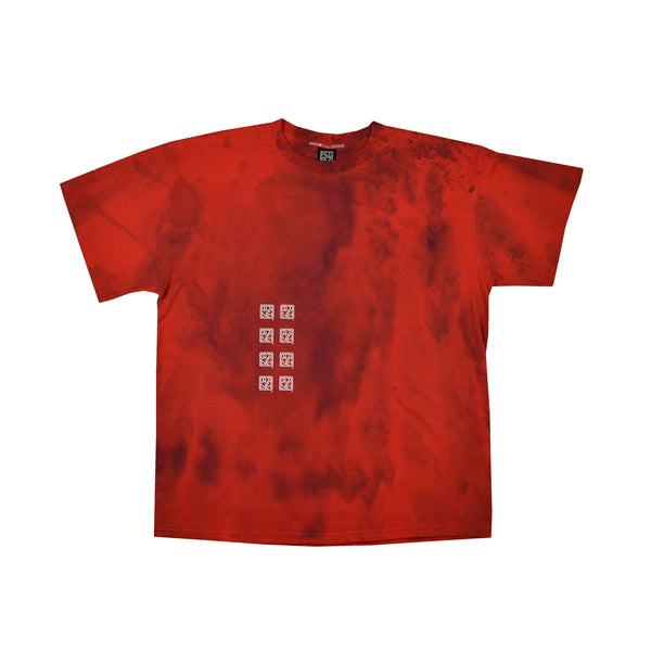 Stacks [Red] Tee
