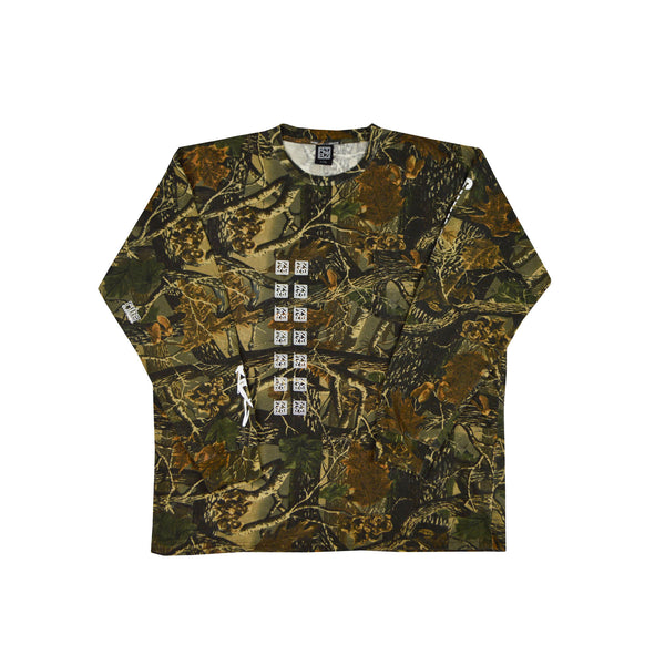 Stacks [Camo] Long Sleeve