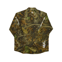 Full [Camo] Button-Up
