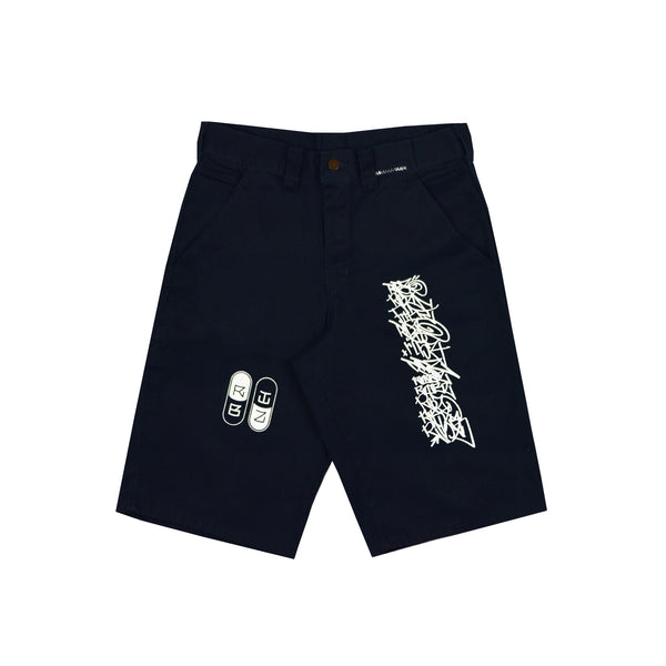 Full [Navy] Shorts
