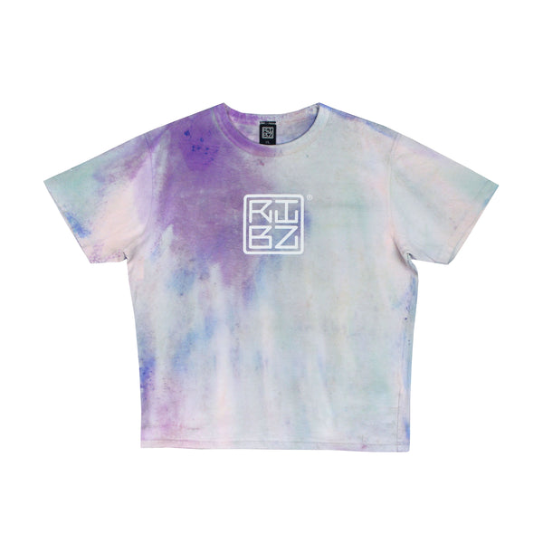 Spray [Large Logo] Tee