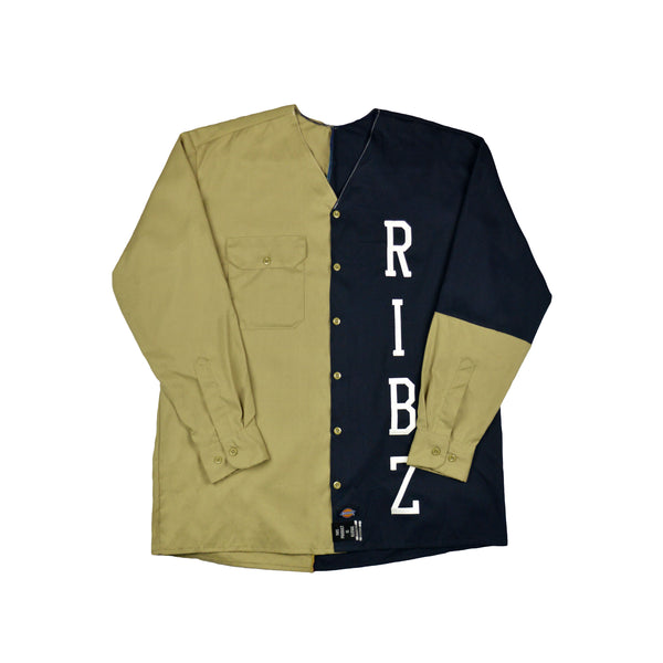Reconstructed Button-Up 2