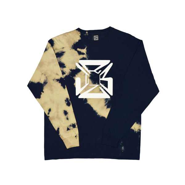Room [Navy] Long Sleeve